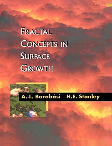 Fractal Concepts in Surface Growth von Cambridge University Press