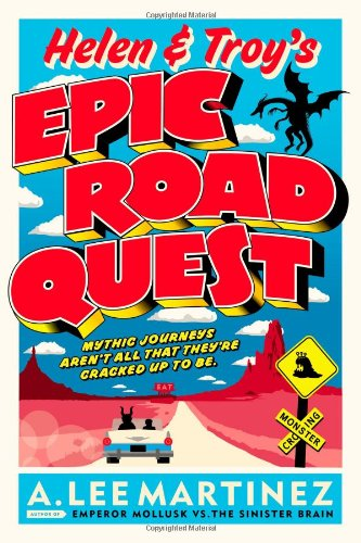 Helen and Troy's Epic Road Quest von Orbit