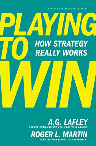 Playing to Win: How Strategy Really Works von Ingram Publisher Servicesbooks