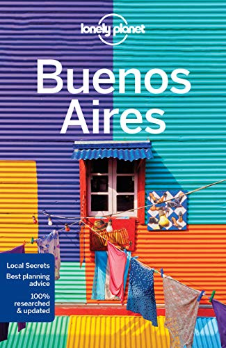 Lonely Planet Buenos Aires (City Guide) von Geoplaneta