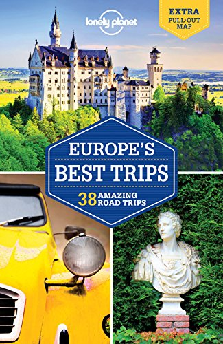 Europe's Bst Trips:40 Amazing Road Trips von Lonely Planet Publications