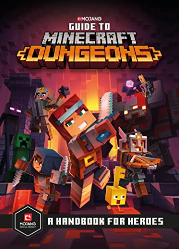 Guide to Minecraft Dungeons von Egmont Books Ltd