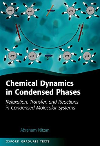 Chemical Dynamics in Condensed Phases: Relaxation, Transfer, and Reactions in Condensed Molecular Systems (Oxford Graduate Texts) von OUP Oxford