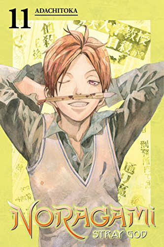 Noragami: Stray God 11 von Kodansha Comics