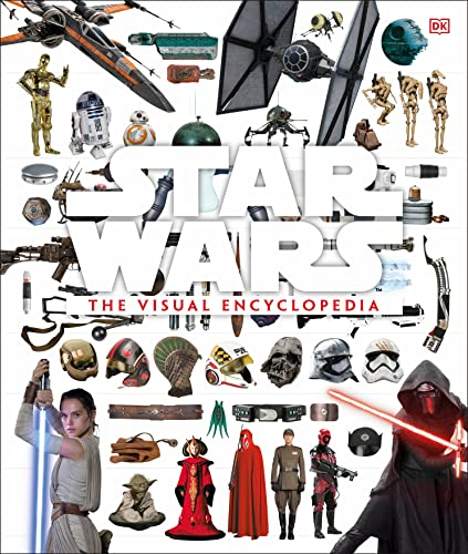 Star Wars: The Visual Encyclopedia von DK