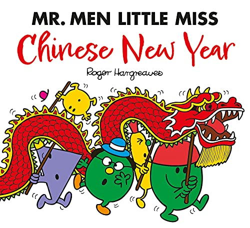 Hargreaves, A: Mr. Men: Chinese New Year (Mr Men Celebrations) von Egmont UK Ltd