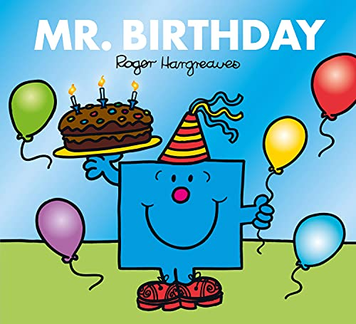 Hargreaves, R: Mr. Birthday (Mr Men & Little Miss Celebratn) von Egmont Uk
