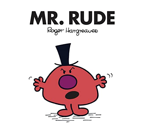 Hargreaves, R: Mr. Rude (Mr. Men Classic Library) von Egmont UK Ltd