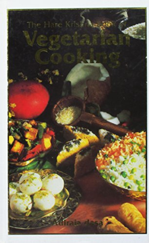 Hare Krishna Book of Vegetarian Cooking von Brand: Bhaktivedanta Book Trust