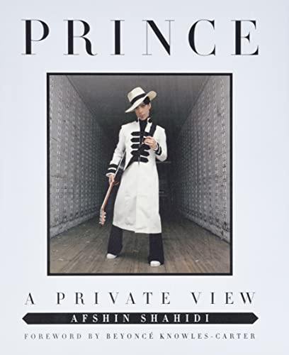 Prince: A Private View von St Martin's Press