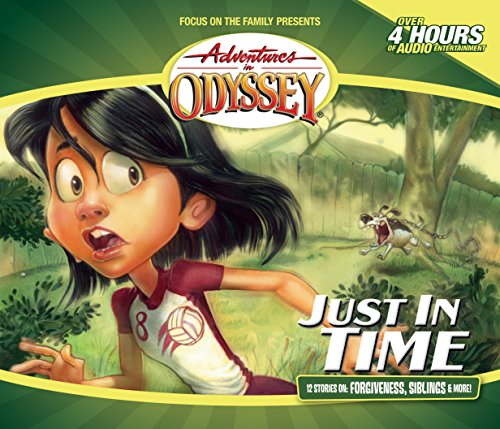 Just in Time (Adventures in Odyssey: The Gold Audio Series, Band 9) von FOCUS ON THE FAMILY