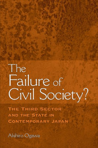 The Failure of Civil Society?: The Third Sector and the State in Contemporary Japan von State University of New York Press