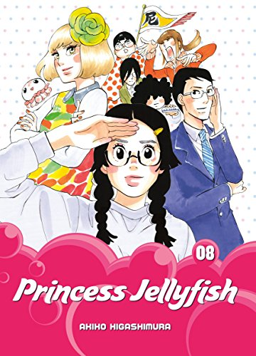 Princess Jellyfish 8 von Kodansha Comics