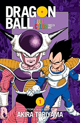 Dragon Ball Full Color Freeza Arc Volume 1 von Viz LLC