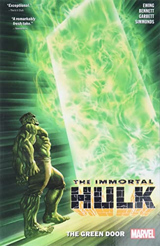 Immortal Hulk Vol. 2: The Green Door von Marvel