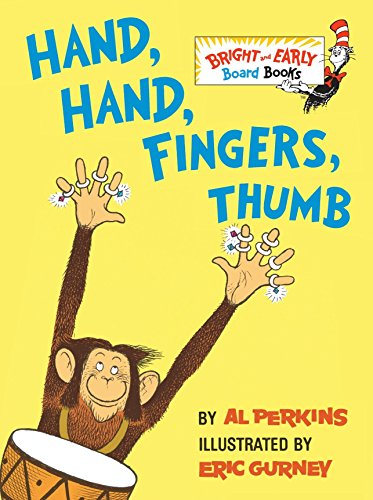 Hand, Hand, Fingers, Thumb (Bright & Early Board Books(TM)) von Random House Books for Young Readers