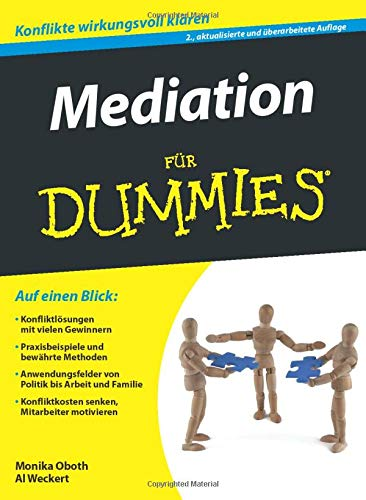 Mediation Für Dummies von Wiley-VCH