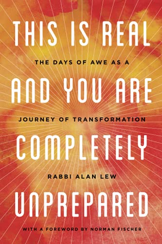 This Is Real and You Are Completely Unprepared: The Days of Awe as a Journey of Transformation von Back Bay Books