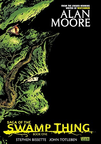 Saga of the Swamp Thing Book One von Vertigo
