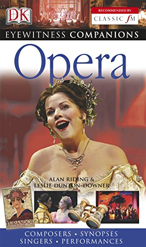 Opera (DK Eyewitness Companion Guide) von Dorling Kindersley Ltd.