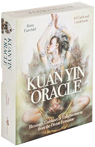 Kuan Yin Oracle: Blessings, Guidance & Enlightenment from the Divine Feminine von Lo Scarabeo