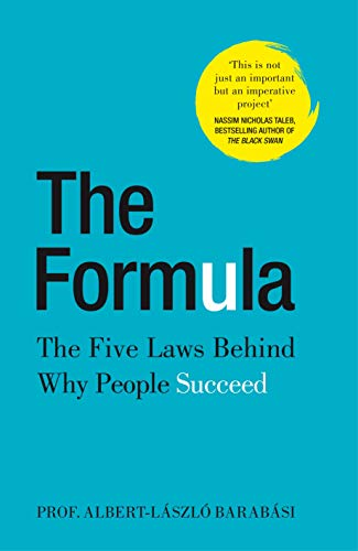 The Formula: The Five Laws Behind Why People Succeed von Macmillan