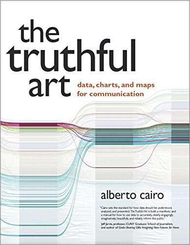 The Truthful Art: Data, Charts, and Maps for Communication (Voices That Matter) von New Riders