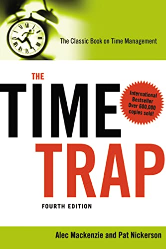 The Time Trap von McGraw-Hill Education