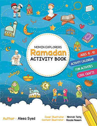 Momin Explorers Ramadan Activity Book (Islamic Activity Books, Band 1) von Momin Explorers