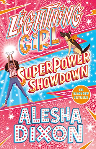 Lightning Girl 4: Superhero Showdown von Scholastic Ltd.