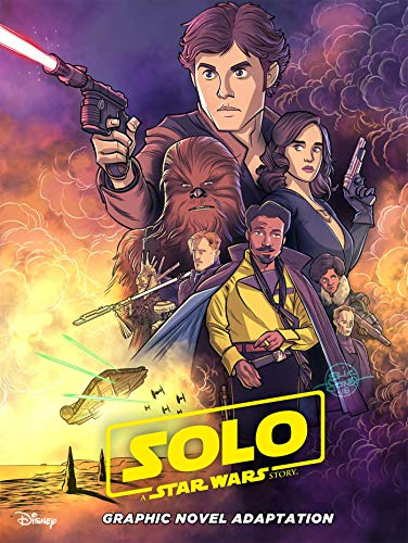 Star Wars: Solo Graphic Novel Adaptation von IDW Publishing