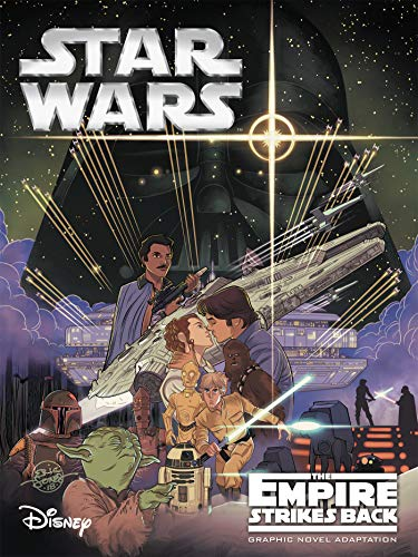 Star Wars: The Empire Strikes Back Graphic Novel Adaptation von IDW Publishing