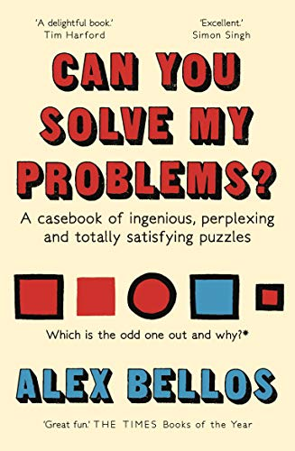Can You Solve My Problems?: A casebook of ingenious, perplexing and totally satisfying puzzles von Faber And Faber Ltd.