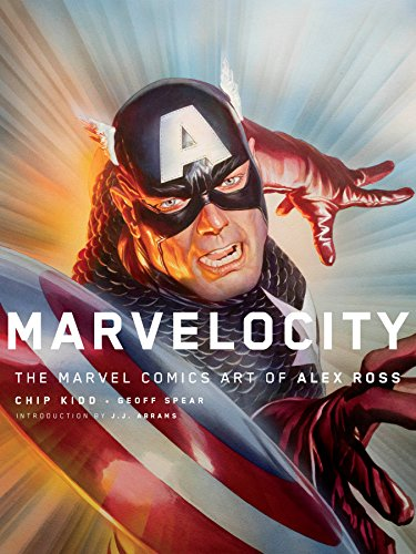 Marvelocity: The Marvel Comics Art of Alex Ross (Pantheon Graphic Library)