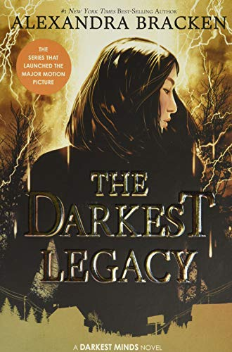 The Darkest Legacy (The Darkest Minds, Book 4) (A Darkest Minds Novel) von Disney-Hyperion