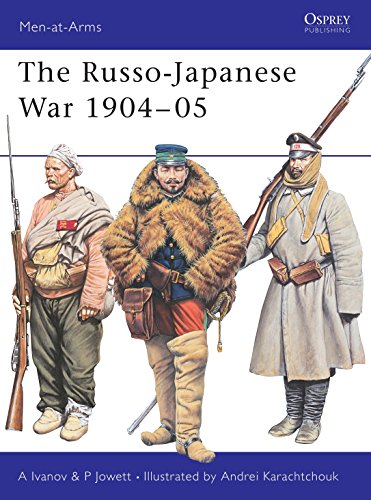 The Russo-Japanese War 1904-05 (Men-at-Arms, Band 414) von Osprey Publishing