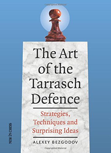 The Art of the Tarrasch Defence: Strategies, Techniques and Surprising Ideas von NEW IN CHESS