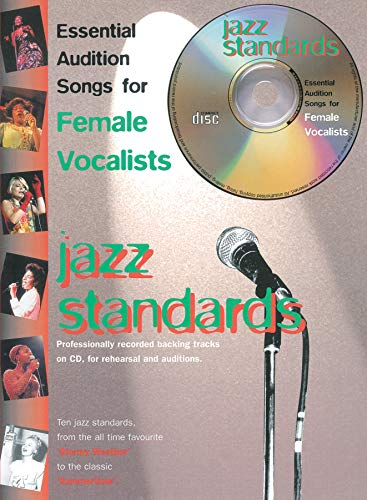Jazz Standards: (Piano/Vocal/Guitar) (Audition Songs)