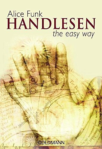 Handlesen: the easy way von Goldmann Verlag