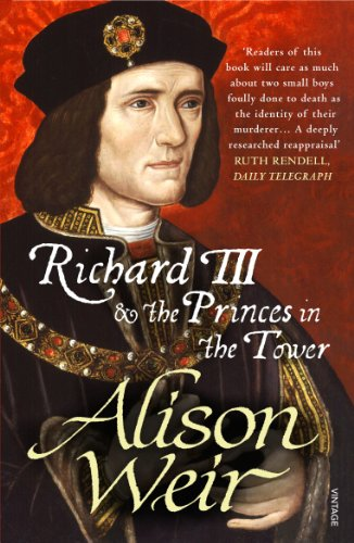Richard III and the Princes in the Tower von Vintage