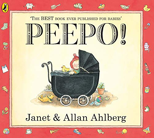 Peepo! (Storytime Giants) von Puffin