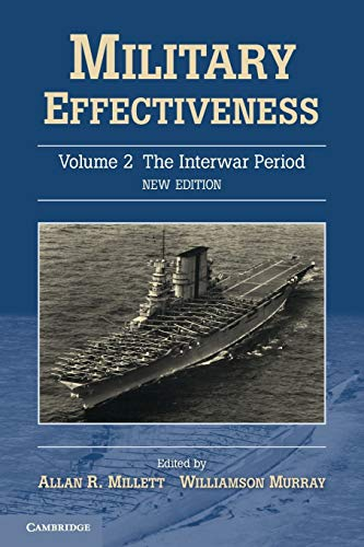Military Effectiveness 3 Volume Set: Military Effectiveness