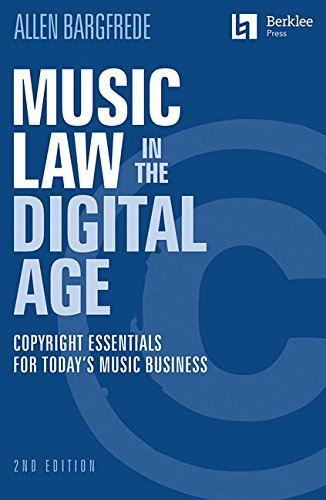 MUSIC LAW IN THE DIGITAL AGE R