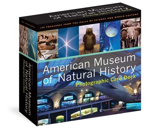 American Museum of Natural History Card Deck: 100 Treasures from the Hall of Science and World Culture von Black Dog & Leventhal