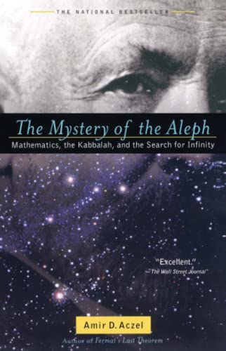 The Mystery of the Aleph: Mathematics, the Kabbalah, and the Search for Infinity von Washington Square Press