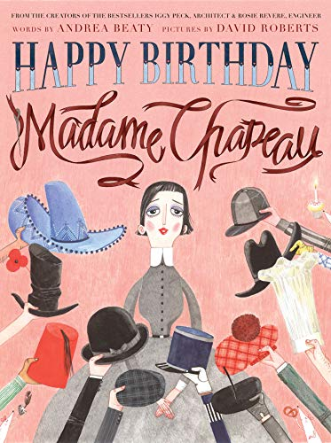 Happy Birthday, Madame Chapeau von Abrams & Chronicle Books