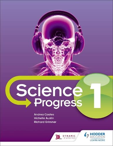 KS3 Science Progress Student Book 1 von imusti
