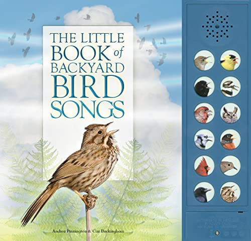 The Little Book of Backyard Bird Songs von FIREFLY BOOKS LTD