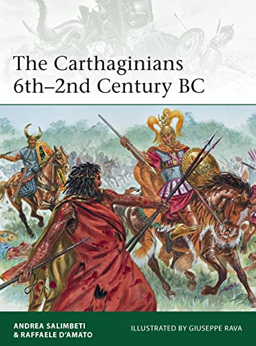 The Carthaginians 6th-2nd Century BC (Elite, Band 201) von Osprey Publishing