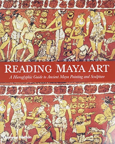 Reading Maya Art: A Hieroglyphic Guide to Ancient Maya Painting and Sculpture von THAMES & HUDSON